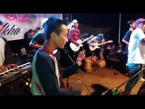 Live perform JMBIE JUAN - HANYA MIMPI @ wedding party UCHUP & IKHA, BSD City (dekat taman tekno)