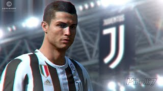 FIFA 18 The Movie: CRISTIANO RONALDO ● Welcome To JUVENTUS ●  Goals & Skills | Pirelli7