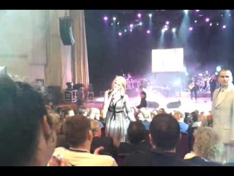 Концерт Ирины Круг в Молодечно 14 февраля 2013 года