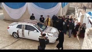 Dovlet & Bagtygul. Turkmen toyy 2017. Gelinalyjy. Bayramaly.Erkana.