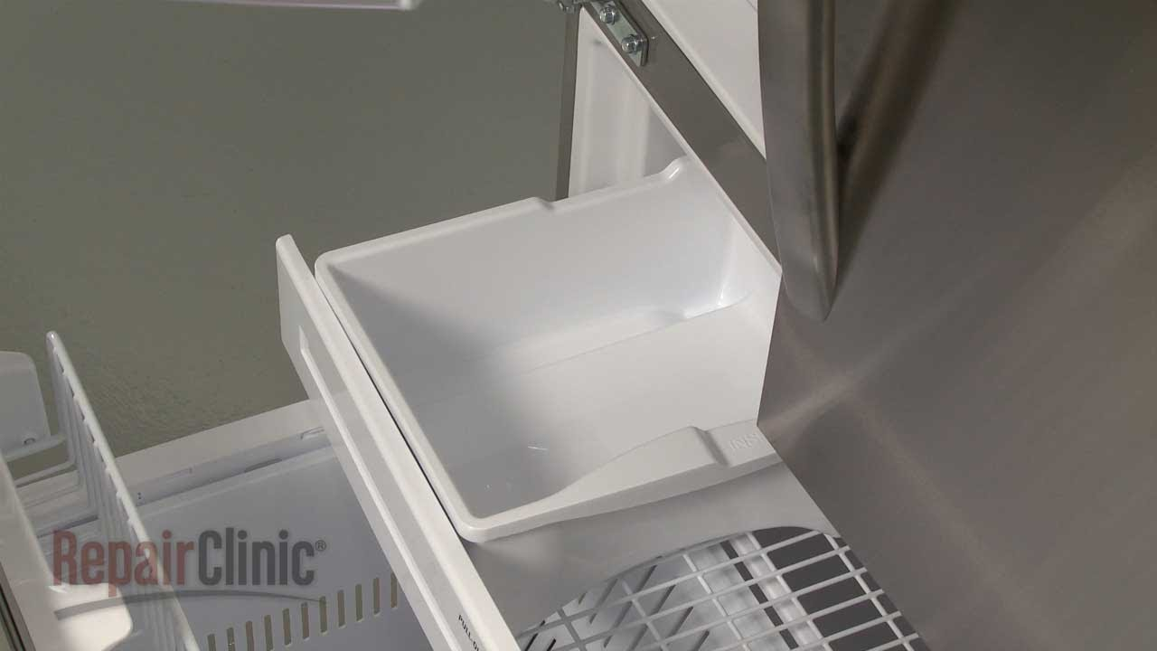 Freezer Ice Bucket Replacement Lg Refrigerator Repair