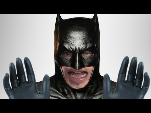 BATMAN WANTS BATBOOTY **Batman Telltale - Part 1**