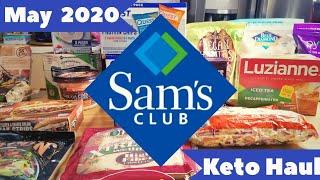 Massive Sams Club Keto Haul????OVER $400!