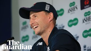 Joe Root on Ashes dreams, Australia's behaviour and omission of Jofra Archer