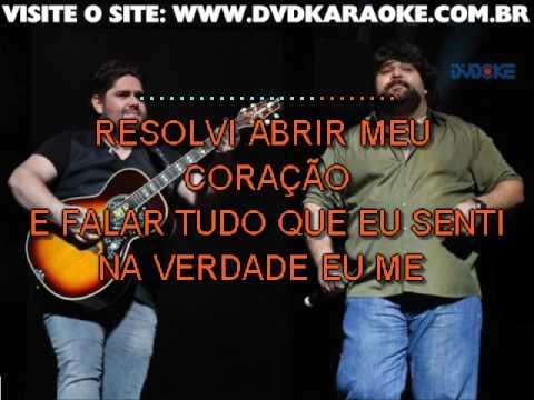 César Menotti & Fabiano   Mensagem Pra Ela