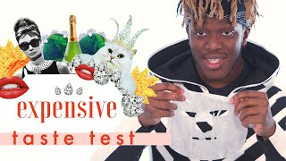YouTuber KSI vs Cheap Toothpaste (He Wasn't Down For It) 😂| Expensive Taste Test | Cosmopolitan