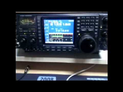 TA7KA Remote Stations Test with KM8W.wmv