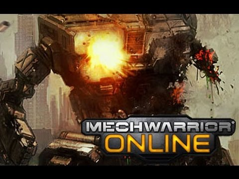 Closed Beta - MechWarrior Online [HD]