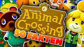 50 FAKTEN über ANIMAL CROSSING!