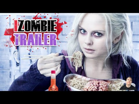 iZombie - First Look Trailer Review