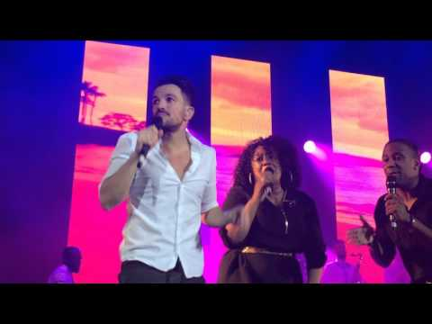Mysterious Girl - Peter Andre with Princess and Junior, Brighton Centre 11.03.16