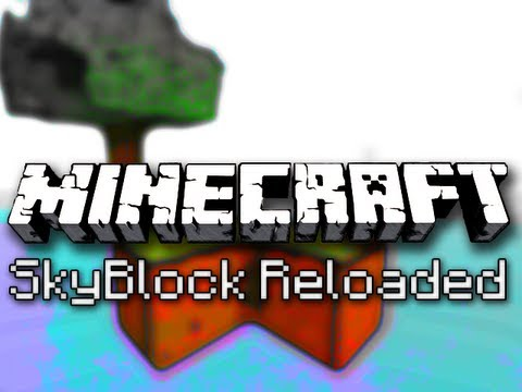 Minecraft: SkyBlock Reloaded Ep. 8 – Show Time, Skeletons