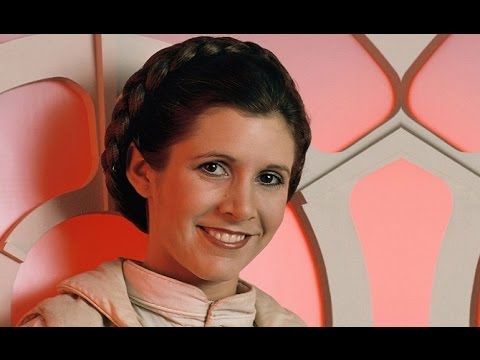 MY PERSONAL Carrie Fisher Story (RIP Princess Leia)