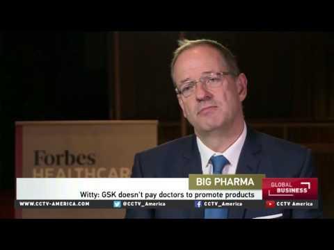 GlaxoSmithKline CEO on price wars and Pfizer/Allergan deal