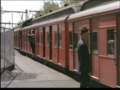 Collingwood Train Station 1983 Red Rattler Or YouTube