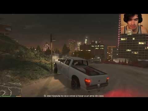 CUIDADO CON EL PORNO! | GTA V (4) - JuegaGerman