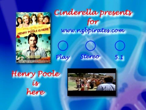 Cinderella's Trailer Henry Poole is Here