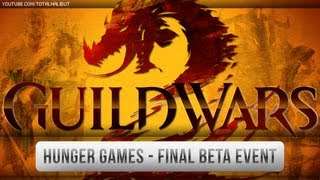 Total Biscuit Hunger Games &#8211; Final Beta Event