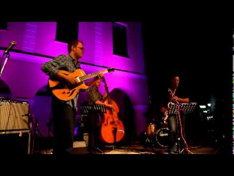 Marzio Scholten Quartet - Revolution Is Everywhere - Live @ Preveza Jazz Festival 2011 - Greece)