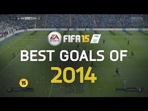 FIFA 15 BEST GOALS OF 2014/15