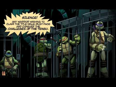 Teenage Mutant Ninja Turtles 2012 Comic #2