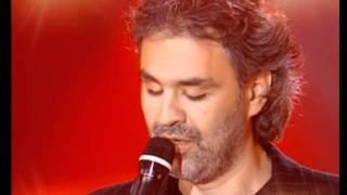 Star Academy 2004  Andrea Bocelli et Gregory   Con te partiro