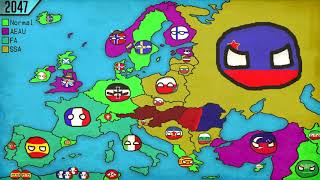 Alternate Future of Europe | THE MOVIE | IN COUNTRYBALLS | ANIMATED