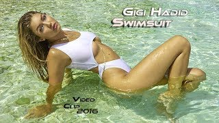 Gigi Hadid Intimates Swimsuit Tahití 2016 | Sports Illustrated Swimsuit HD