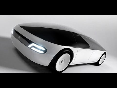 Apple IS developing a car