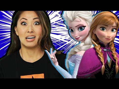 DISNEY'S FROZEN IS NOW A… P0RNO?!?