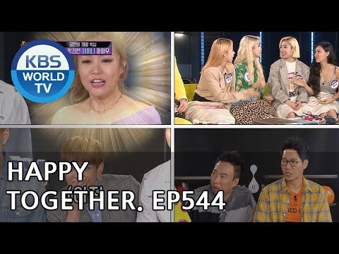 Happy Together I 해피투게더 - Jessi, SHINee, Mamamoo, Ahn Hyunmo, etc [ENG/2018.07.14]