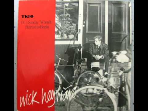 "Nick Heyward - On A Sunday (12"" Version) (1983) (Audio)"