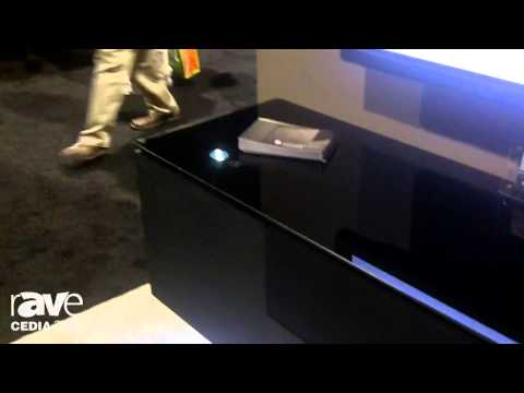 CEDIA 2014: Salamander Features New Premium Leather Seats and Wall Hanging Cabinets