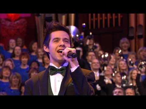 David Archuleta and the Mormon Tabernacle Choir — A Wondrous Christmas