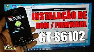Corrigindo Loop na tela inicial do Samsung Galaxy Y Duos GT-S6102 Instalação de Rom