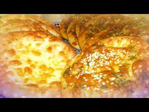 فطاير الزعتر بالجبنة بعجينة سهلة بدون تخمير راااائعة المذاااق و هشة thumbnail