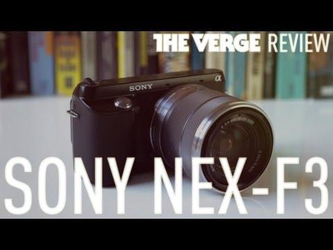 Sony NEX-F3 review