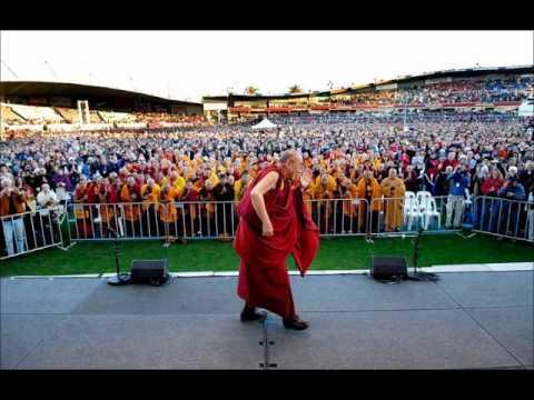 Tibetan song for H.H Dalai Lama 2012