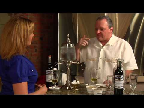 How to Serve Absinthe - Inspired Sips - Small Screen