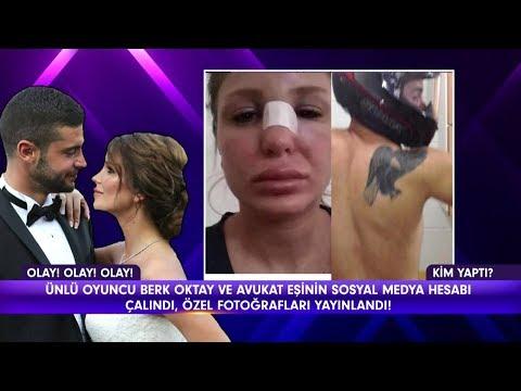 Magazin D - Berk Oktay'a sosyal medya şoku!