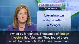 Anh ngữ đặc biệt: Vietnam Investment