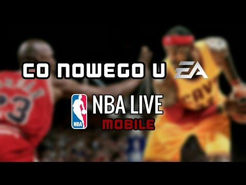 Nowa Gra Od EA SPORTS || NBA Live Mobile || Gry Mobilne #5 (Android / IOS PL)
