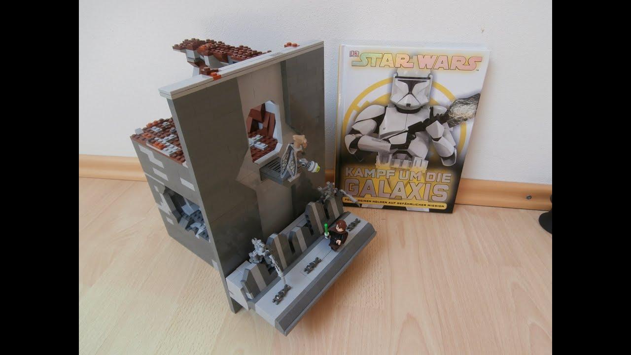 lego star wars kampf