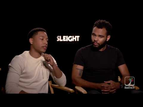 SLEIGHT with Jacob Latimore and J.D. Dillard streaming vf