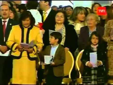 Coros Unidos - Cristo Nuestro Jefe (Tedeum Evangélico 2012 Jotabeche 40)
