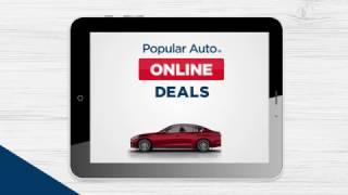 Popular Auto Online Deals
