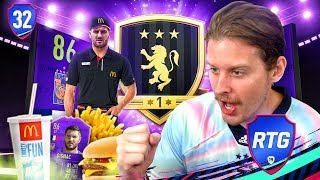 POTS GIGNAC + THE WEEKEND LEAGUE MIRACLE! ZWE TO GLORY #32 FIFA 19 ULTIMATE TEAM RTG