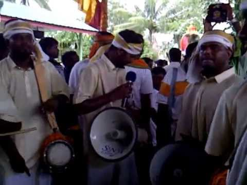 Snaum 2013  Agasamari Temple Batu Arang Rawang video
