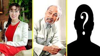 10 người Việt Nam có tầm ảnh hưởng nhất trên thế giới