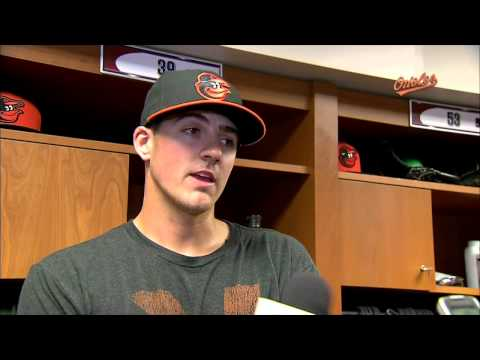 Kevin Gausman talks about joining the O's rotation